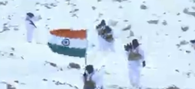 69th Republic Day: ITBP