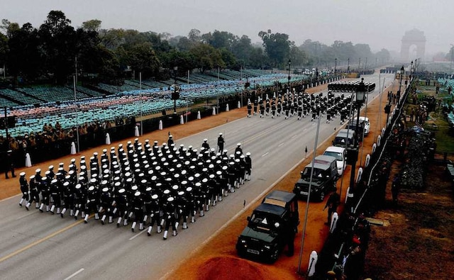 Here are 10 points about 69th Republic day parade