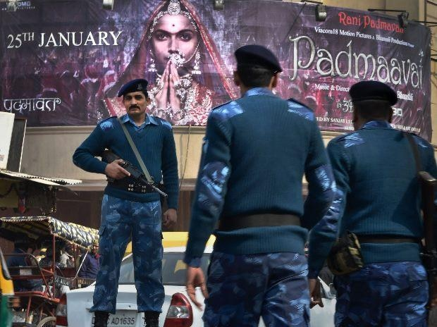 One Million People Watched 'Padmaavat' On Opening Day