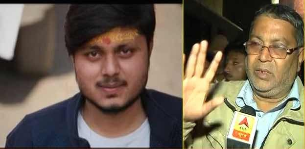 Kasganj violence: 'My son wan't involved with any political group,' says father of victim