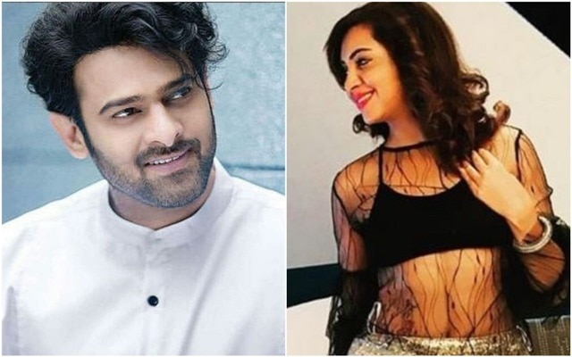 Bigg Boss 11 contestant Arshi Khan IS DOING film with Baahubali actor Prabhas and here is the PROOF