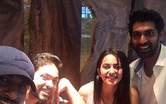 Are Rakulpreet and Rana Daggubati secretly DATING?