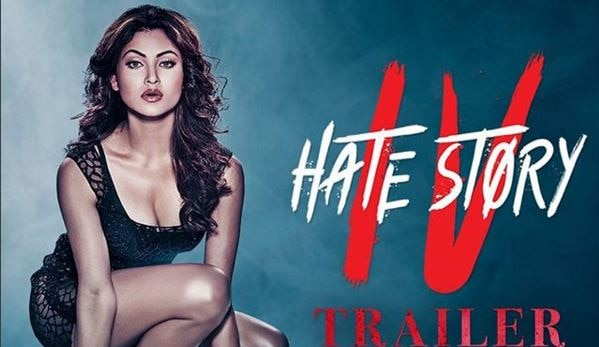 HATE STORY 4: Trailer crosses more than 20 MILLION VIEWS in just 3 days!