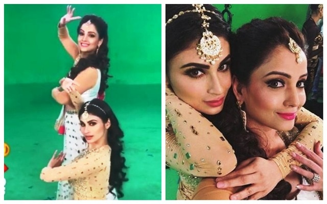 Former Naagin actresses Mouni Roy and Adaa Khan to appear in Naagin 3 promotional video?