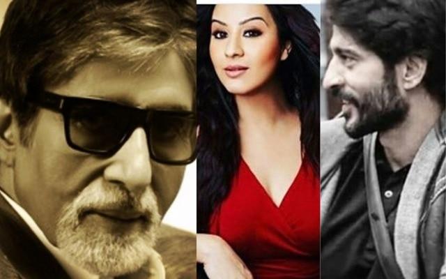 OMG ! Amitabh Bachchan starts following Bigg Boss 11 winner Shilpa Shinde and Hina Khan on Twitter!