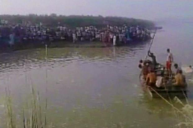 UP: CRPF commandant jumps into river with kids after dispute with wife
