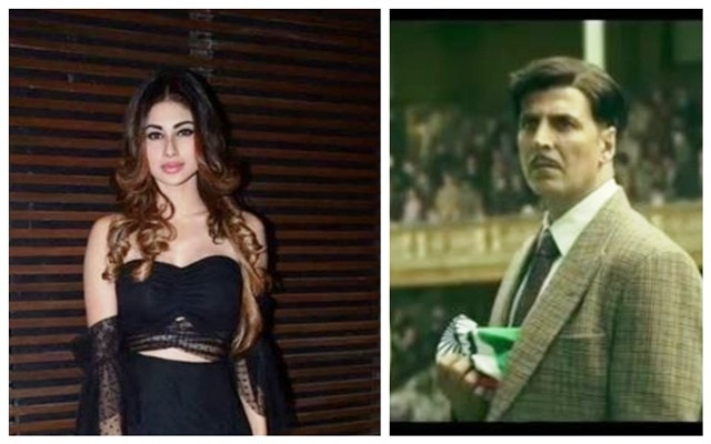 WOAH ! TV actress Mouni Roy's Bollywood DEBUT with Akshay Kumar 'Gold' teaser OUT !