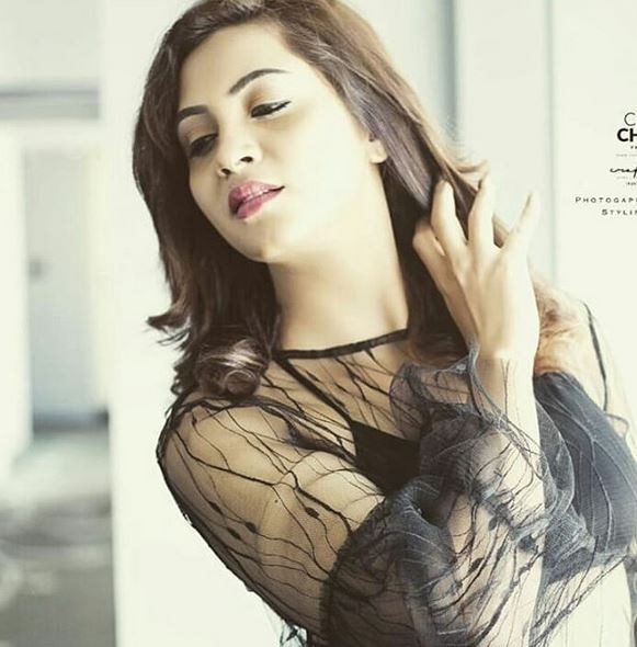 BIGG BOSS 11 contestant Arshi Khan to feature in a web series now ?