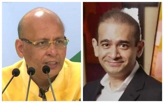 Neither my wife, sons nor me have anything to do with Gitanjali or Nirav Modi companies: Abhishek Singhvi of Congress