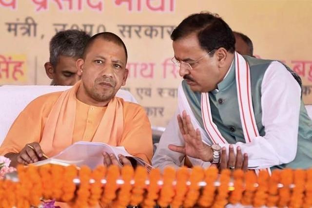 UP by-polls: For Yogi's Gorakhpur & Maurya's Phulpur, BJP selects a non-preist and a former Varanasi mayor