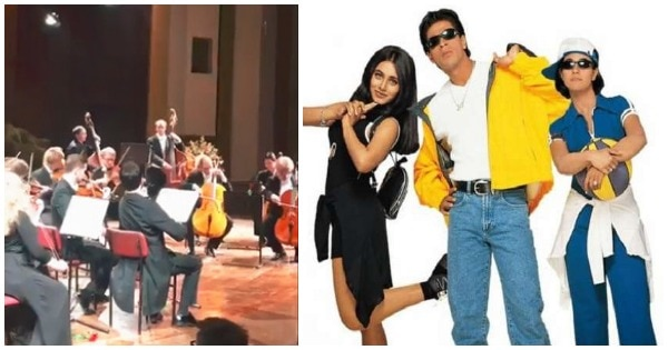 Watch: German Orchestra Plays 'Kuch Kuch Hota Hai' At Berlin Film Fest & Fans Are Drowning In Nostalgia!
