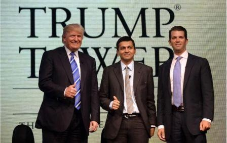 "Donald Trump Junior says India ""Substantially Above Board"" than China"