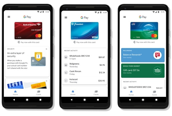 Google Has Launched A New Google Pay App To Take On Apple Pay