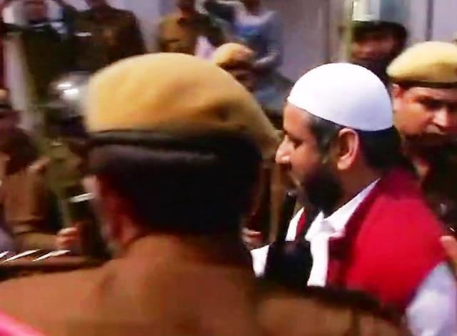 Delhi Chief Secretary row: AAP MLA Amanatullah Khan detained by police