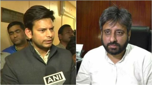 Delhi CS Attack: AAP MLAs Amantullah Khan and Prakash Jarwal questioned