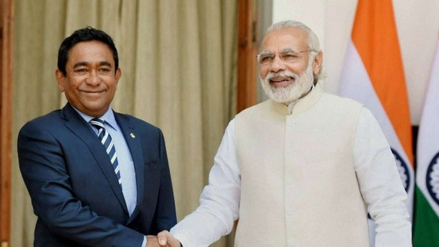 Maldives warns India against interfering, says India should refrain from any actions