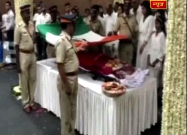 Viral Sach: Why Sridevi's body draped in national tricolor and given state honour?