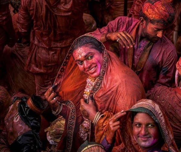 Different forms of Holi celebration in India