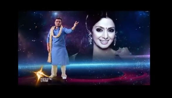 RISING STARS: TV show contestants to pay homage to Sridevi