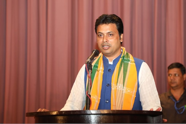Meet Biplab Kumar Deb, Who Is Going To Be The Next Tripura Chief Minister