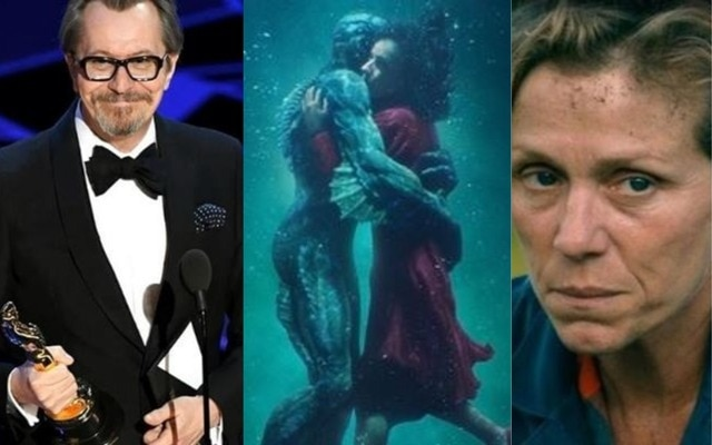 OSCAR 2018: These are the BIG WINNERS of the day !