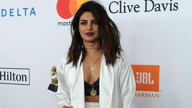 Why is Priyanka Chopra missing from Oscars 2018?