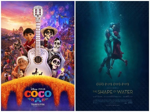 'Coco' Wins Original Song, 'The Shape of Water' Gets Best Original Score