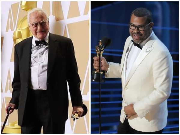 'Call me by your Name', 'Get Out' Win Screenplay Oscars
