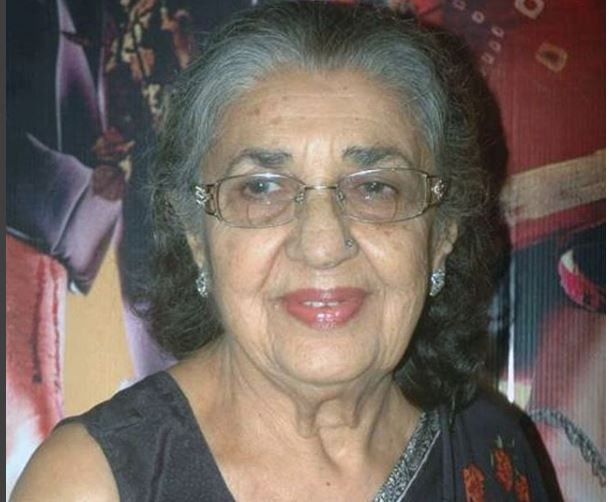 SAD NEWS ! Veteran actress Shammi passes away at 89