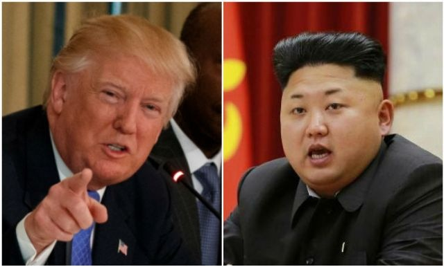 Trump cancels summit with Kim Jong Un in a letter