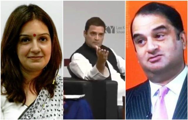 Major controversy over Rahul Gandhi's Singapore Video Congress vs PK Basu