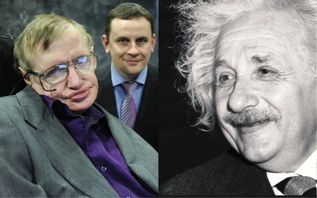 Stephen Hawking passes away on Albert Einstein's Birthday; Here are some other similarities between them