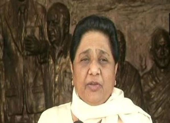 They (BJP) were given befitting reply: Mayawati while commenting about Gorakhpur and Phulpur by-elections