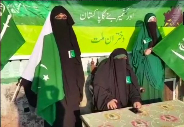 J&K: Asiya Andrabi celebrates Pakistan Day, says all Muslims in Indian subcontinent are Pakistanis