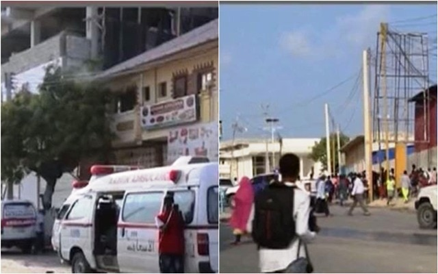Somalia: Six killed and several injured in separate car-bomb blasts in capital city