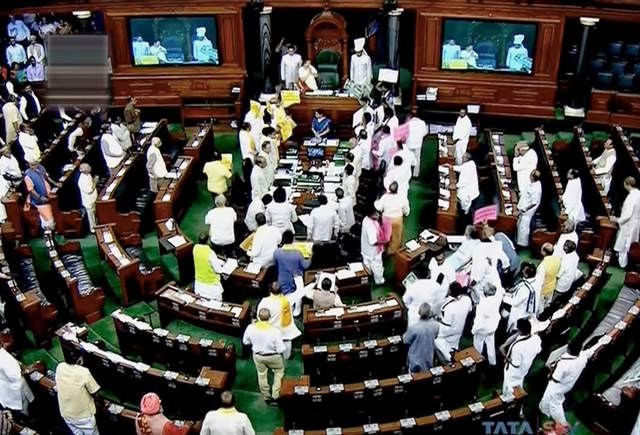 No confidence motion: After TDP, YSRC and Congress, CPI(M) submits notice of no-confidence against government in Lok Sabha