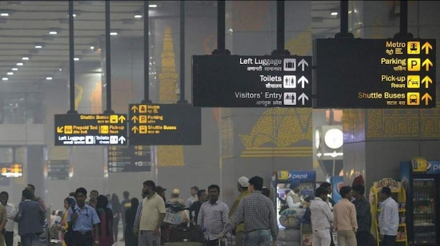 At Delhi airport, bags displaced as baggage handling system hit with glitch