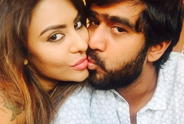Telugu cinema actress Sri Reddy says Abhiram Daggubati sexually exploited her
