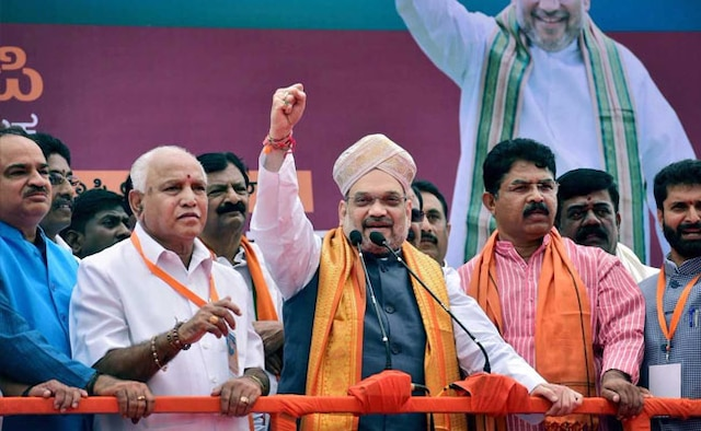 Karnataka seems headed for a hung assembly; BJP to emerge as single largest party: Opinion Poll