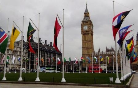 British foreign office apologises after Indian flag burning incident