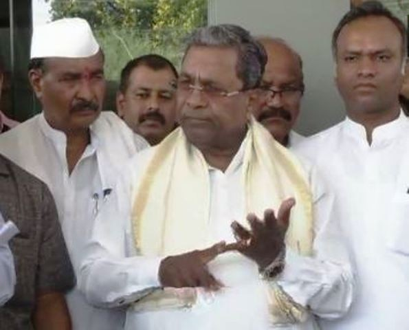 PM Modi's rallies will not going to have any 'impact': CM Siddaramaiah