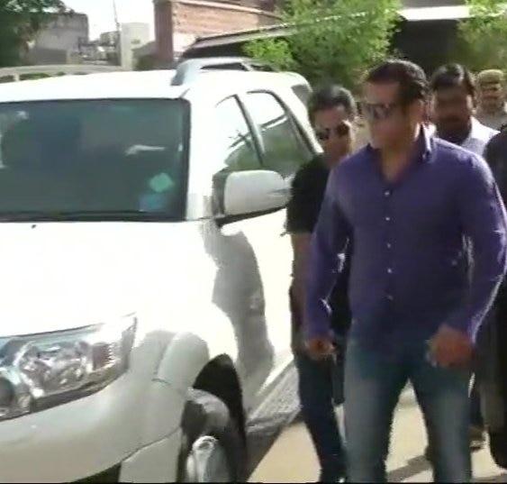 Blackbuck case:  Next hearing on July 17 on Salman Khans's plea