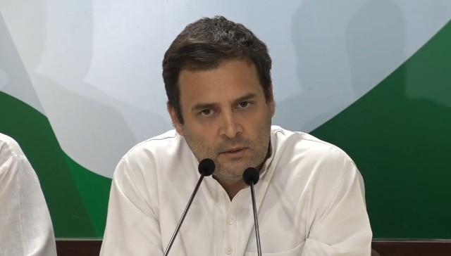 PM's MSP increase is like band-aid for a haemorrhage: Rahul Gandhi