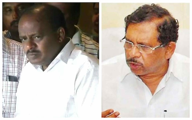 K'nataka: Kumaraswamy's cabinet to have 33 ministers, G Parameshwara to be deputy CM