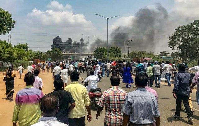 Anti Sterlite protest in Tuticorin: Why are people protesting against Vedanta's Sterlite unit in Tuticorin
