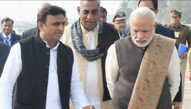Akhilesh says poor, dalits and women suffered during the 4 year Modi govt.