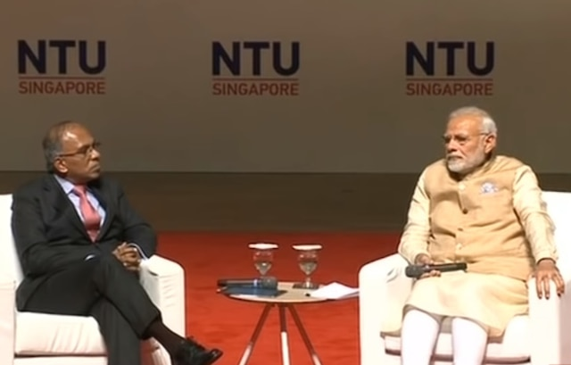 Rahul Gandhi accuses PM Modi of giving pre-scripted interview in Singapore, posts video