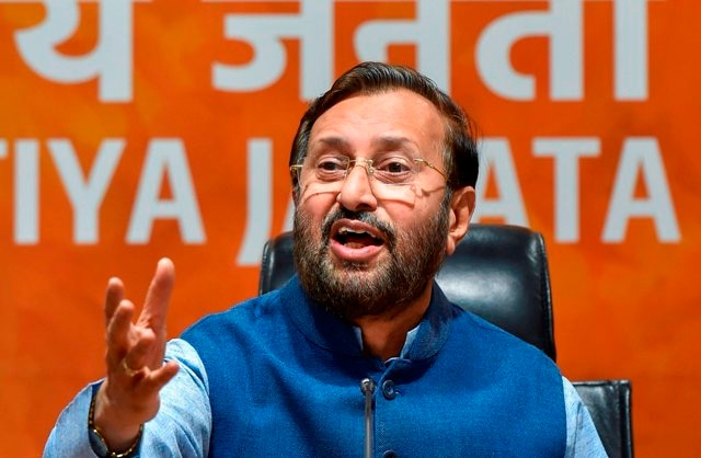 'Emergency' to figure in school textbooks: Javadekar