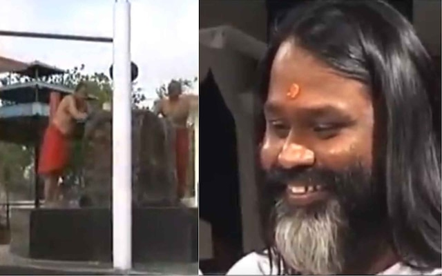 Daati Maharaj seeks two day time to appear before police, close aide makes big revelations