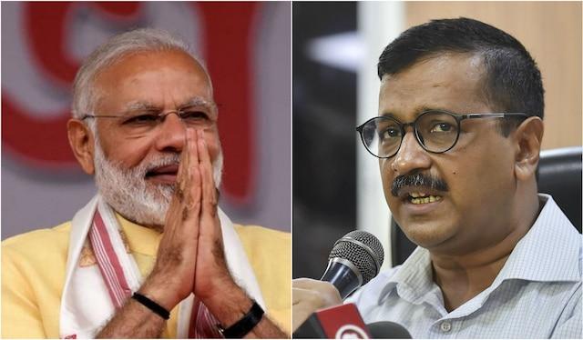 Kejriwal blames Modi's vendetta politics for raids on Yogendra's kin